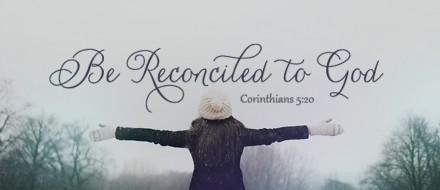 Lent - a time for reconciliation